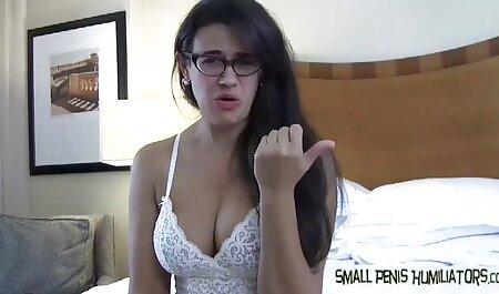श्यामला, चुंबन, और एक फुल सेक्सी फिल्म वीडियो में दूसरे के हस्तमैथुन